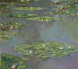 Nympheas impressionism