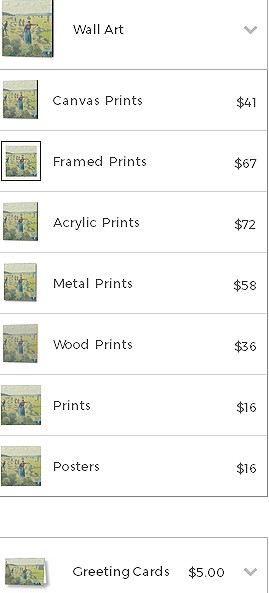 wall art prices